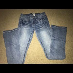 Bootcut lightwash Jeans